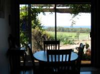 The dining room of Blueberry Bed & Breakfast