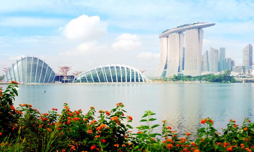 Garden By The Bay East gardensthe bay, singapore, singapore | treave