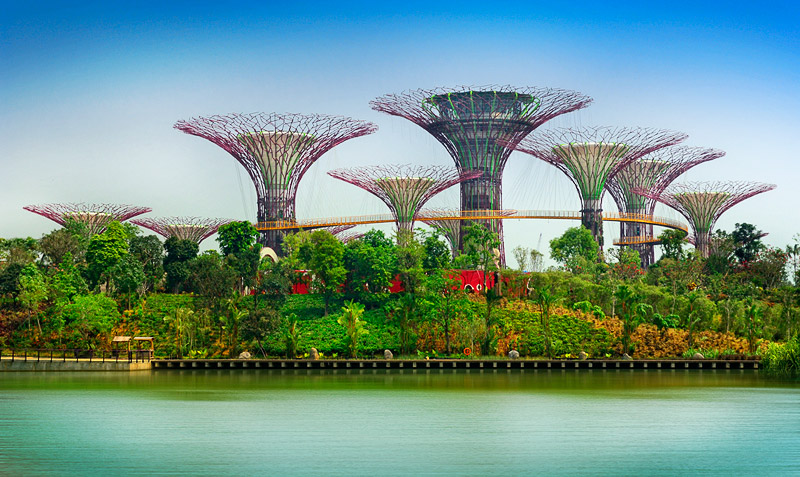 Gardens By The Bay, Singapore, Singapore | Treave.com