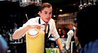 Rons Gastrobar is welcoming you in Amsterdam